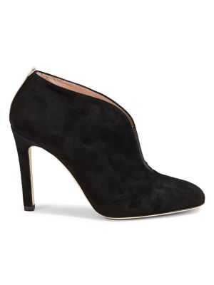 6633aaca6f16 Trois Suede Ankle Boot BLACK. QUICK VIEW. Product image