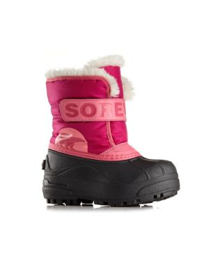 8a67a9e7a603 Product image. QUICK VIEW. Sorel. Kid s Snow Commander Boots