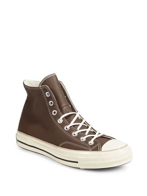 140e58ab3212b6 QUICK VIEW. Converse. Leather High-Top Sneakers