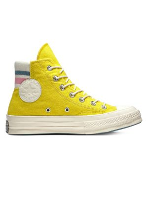f49896fda5cf Product image. QUICK VIEW. Converse. Chuck 70 Retro Stripe High Top Sneakers