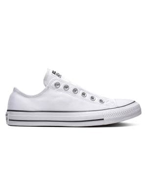 0c3ebea99d7b14 Product image. QUICK VIEW. Converse. Core Basics Chuck Taylor All Star  Slip-On Canvas Sneakers.  65.00. discount applied at checkout
