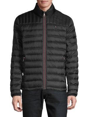 Tommy Hilfiger Real Down Packable Jacket