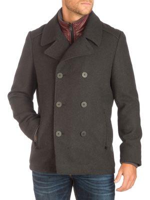 Homme - Vêtements pour homme - Manteaux et vestes - Cabans et ... f1108352cea0