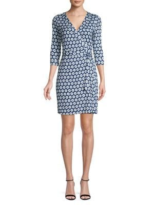 c8ac0b73d2 Product image. QUICK VIEW. Diane Von Furstenberg. Floral Silk Wrap Dress.  $648.00 Now $388.80. designer · Leopard Print Sleeveless ...
