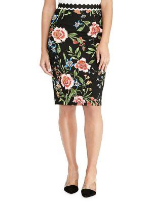 2b59b6279b Product image. QUICK VIEW. Rachel Rachel Roy. Gretchen Floral Pencil Skirt
