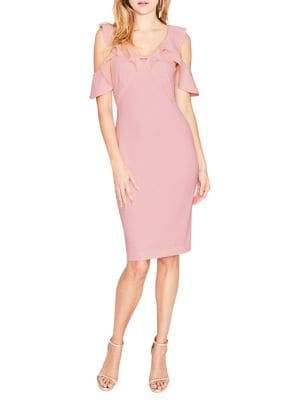 08da8d15d33c QUICK VIEW. Rachel Rachel Roy. Ophelia Ruffle Sleeve Dress