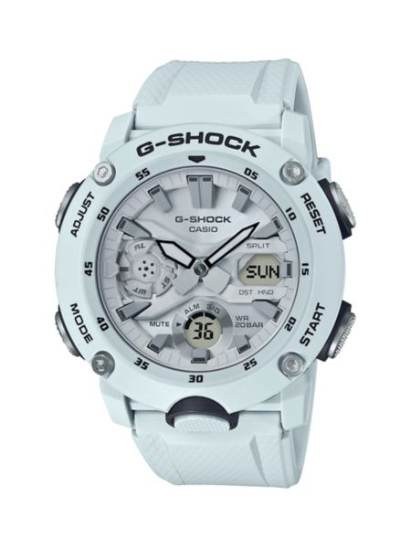G Shock Black Carbon Guard Watch by Casio