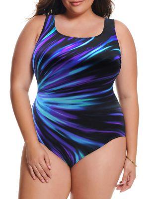ce04cdece5 Women - Women s Clothing - Plus Size - Swimwear   Cover-Ups - thebay.com