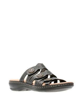 fashion style 60% cheap nice cheap Leisa Grace Leather Sandals