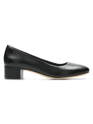 26d612923dc QUICK VIEW. Clarks. Orabella Alice Leather Pumps