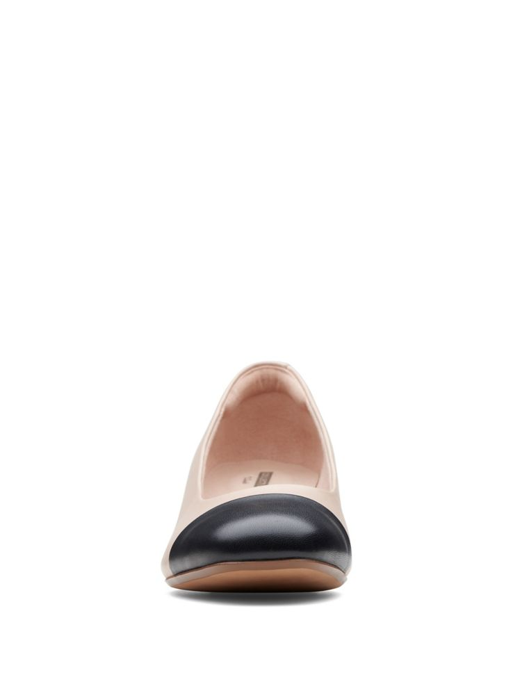 select for original buy sale new products for Collection By Clarks - Chartli Diva Low Heel Pumps - thebay.com