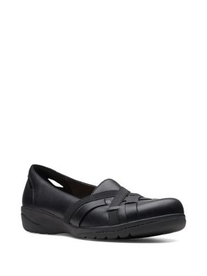 Classic Leather Loafers by Collection By Clarks