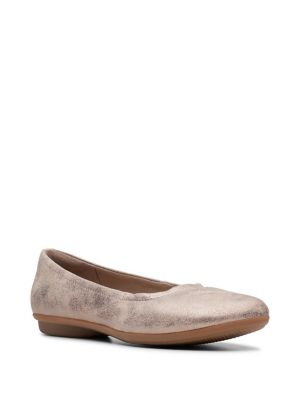 91a938bdf624 QUICK VIEW. Collection By Clarks. Gracelin Vail Suede Flats