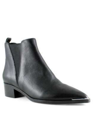 e1ec28585a7e Product image. QUICK VIEW. Marc Fisher LTD. V-Gored Leather Boots