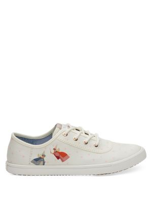 Disney X Toms Godmother Carmel Canvas Sneakers by Toms
