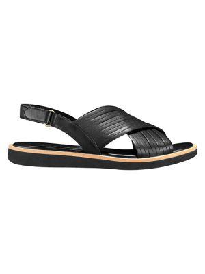 530001699a55 QUICK VIEW. Timberland. Adley Shore Crisscross Leather Sandals