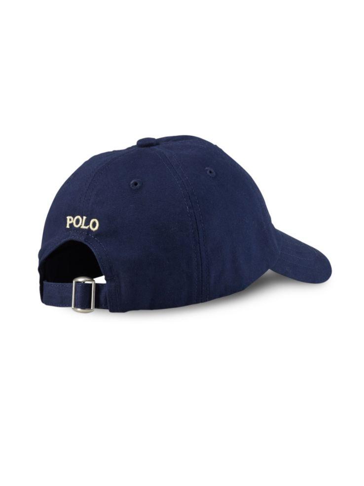 b87f69e0d5ae Ralph Lauren Childrenswear - Kid s Cotton Chino Baseball Cap ...