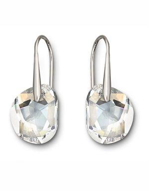 c09e559fc Swarovski - Galet Pierced Earrings - thebay.com