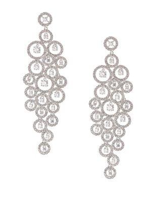 QUICK VIEW. Swarovski. Crystal Chandelier Earrings 8fa2483261