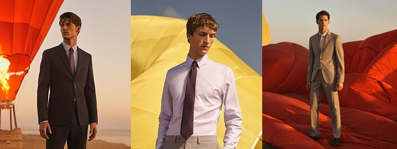 faabf1f6857c Calvin Klein | Men - Men's Clothing - Suits, Sport Coats & Blazers ...