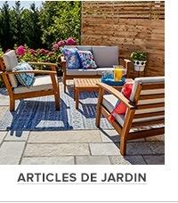 Maison - Meubles et accessoires de jardin - labaie.com