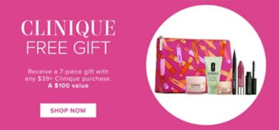 Kamloops Coupons 906_Beauty_13_EN_01 [The Bay] Clinique Bonus Gift(s) with Purchase (Mar 13-31) Online Deals