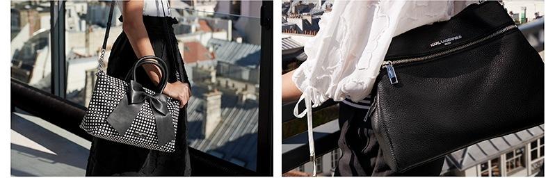 5151b647e6 Karl Lagerfeld Paris | Women - Handbags & Wallets - thebay.com