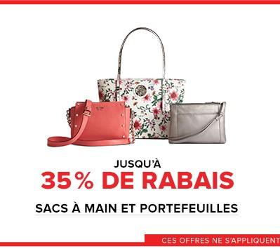 5a48238a0b Rabais sur des sacs à main et des portefeuilles ...