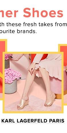 83b60893e8e Shop Calvin Klein shoes for women Shop Franco Sarto shoes Shop Karl  Largerfeld Paris shoes ...