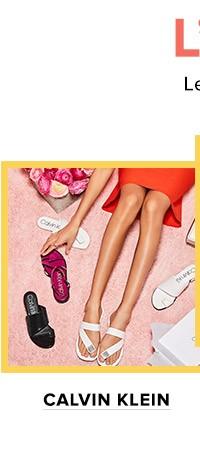 new product d83cf 418d4 Chaussures Calvin Klein pour femme ...