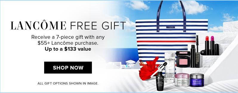 fc610e6e4f Shop Lancome free gift with purchase