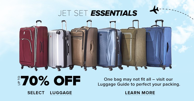 1462bd2b0f Home - Luggage & Travel - thebay.com