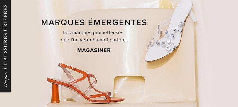 72d78c703a3e Marques de chaussures émergentes, comprenant By Far, Brother Vellies, Ganni  et plus