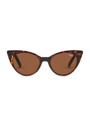 1f1b92ce91 QUICK VIEW. Quay Australia. 50MM Butterfly Sunglasses