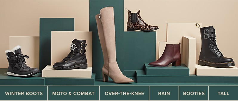 look for closer at 50% off Women - Women's Shoes - Boots - thebay.com