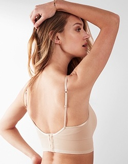 a54c0f5009ff90 Nude bra top with wide straps at thebay.com.