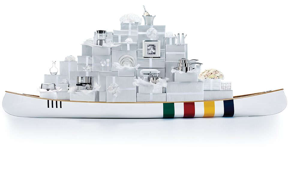 A boatload of gifts for weddings and more registries at thebay.com.