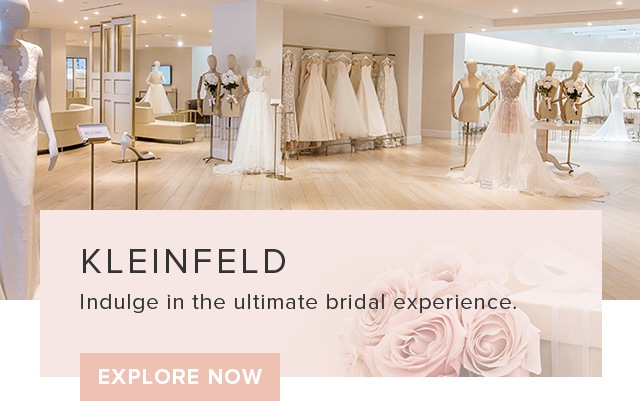 d4c6099efe77c7 Kleinfeld bridal gowns available in The Wedding Shop at thebay.com.