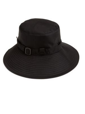 b3867925768 Eric Javits Kaya Rain Hat In Black