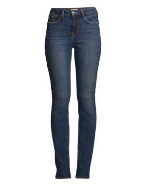 L Agence Melody Cigarette Jeans