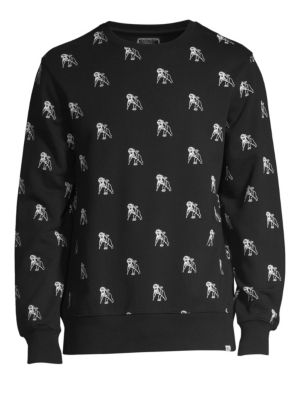 Prps Multi Cherub Logo Sweatshirt