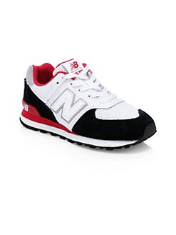 Clothes, Shoes & Accessories Devoted Boys New Balance Classic 574 Trainers Size 3 Hot Sale 50-70% OFF