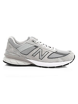 6e6794df79 New Balance - 990v5 Made in US Mesh Sneakers