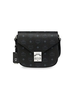 5875d0f56b Patricia Visetos Small Shoulder Bag BLACK. QUICK VIEW. Product image. QUICK  VIEW. MCM