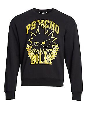 4aa81bd71a McQ Alexander McQueen - Oversized Psycho Billy Sweatshirt