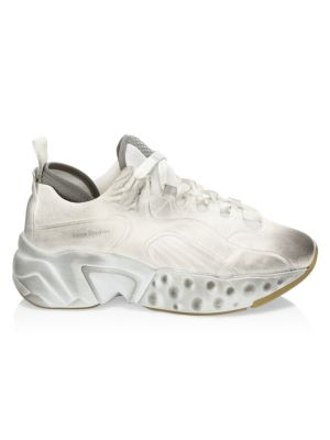 Manhattan Tumbled Sneakers by Acne Studios