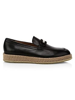 7b135792f63 QUICK VIEW. Salvatore Ferragamo. Arinos Leather Loafers