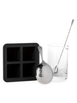 W Amp P 4 Piece Stirred Cocktail Set
