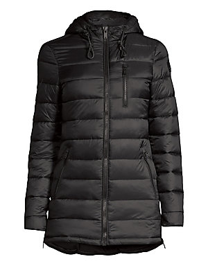 Kluane Quilted Jacket by Moose Knuckles