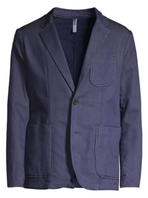 EFM-ENGINEERED FOR MOTION Hayes Blazer in Navy